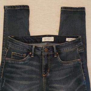 Jessica Simpson Jeans - Jessica Simpson 27 kiss me super skinny Jean's